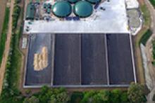 Biogas boerderij