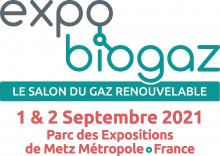 Expobiogaz 2021 Metz Métropole