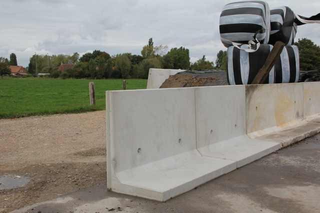 keerwanden voor silo 39 s merendree cbs beton. Black Bedroom Furniture Sets. Home Design Ideas