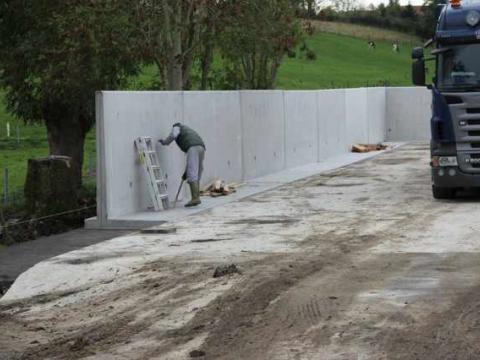 agri u en l betonwanden