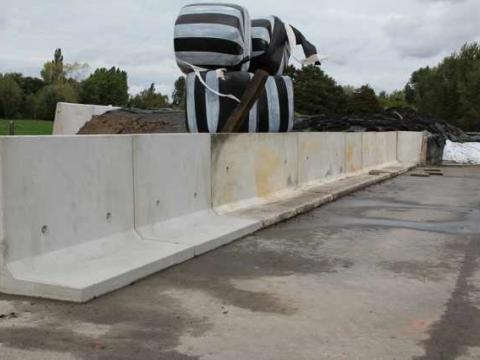 agri l en u wanden voor beton silo