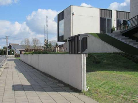 architect woning beton