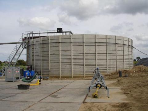 beton muleby silo