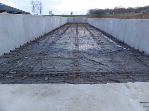 betonmuren silo