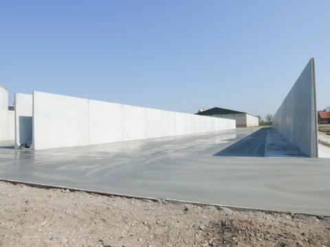Murs agri - Van Hyfte Ertvelde