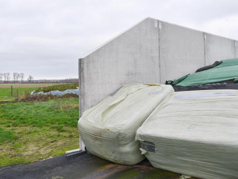 CBS Beton agri wanden met Silage Safe Cornelis Aalter 1