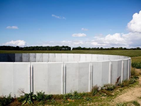 CBS Beton Muleby silo biogas Fosses-la-Ville 2