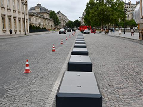 Perimeterbeveiliging, Betonblokken, anti-terreur blokken, CBS Beton, Wielsbeke