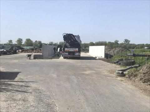 CBS Beton murs AGRI L Silage Safe Maarkedal 1
