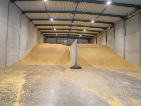 T céréales pour le stockage de produits biologiques (soja, des graines de lin...) 1