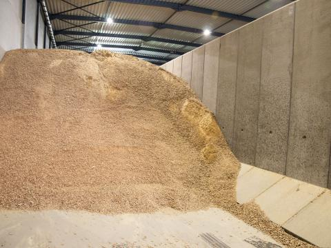 T céréales pour le stockage de produits biologiques (soja, des graines de lin...) 5
