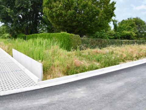 Het Gemet Roulers CLG CLXXG murs de soutènement 2