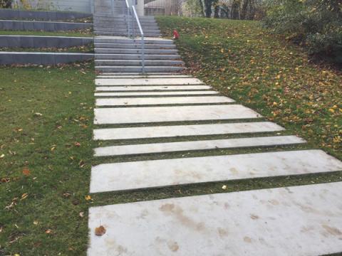 Stapstenen universiteit Louvain-La-Neuve