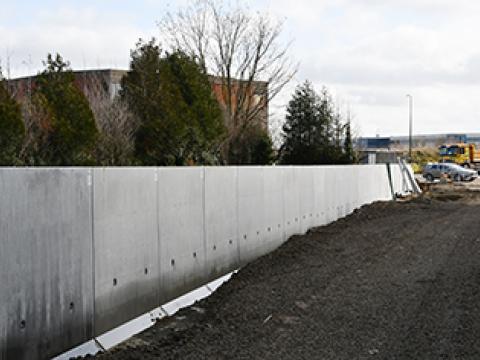 Keerwanden CBS Beton, CLF, Wielsbeke