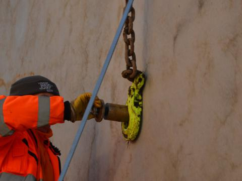 betonnen kopmuren CBS Beton 6