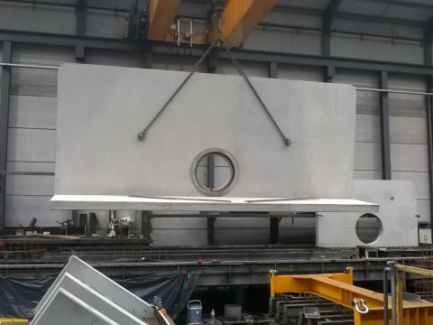 betonnen kopmuren CBS Beton 8