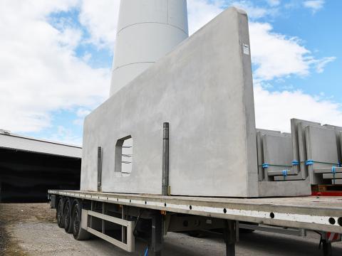 Kopmuur 16 ton, CBS