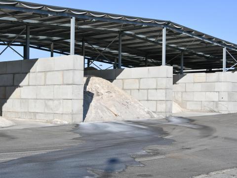 Modulobloc zoutloods DIR Nord Frankrijk opslag 1