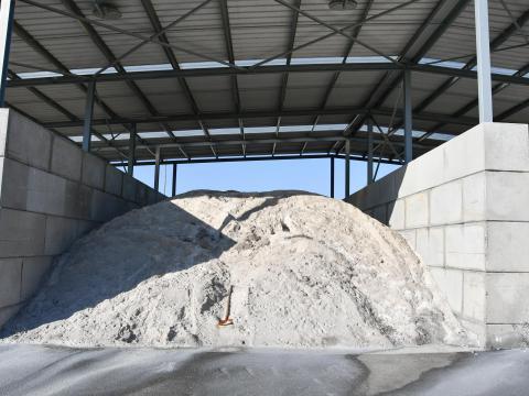 Modulobloc zoutloods DIR Nord Frankrijk opslag 2