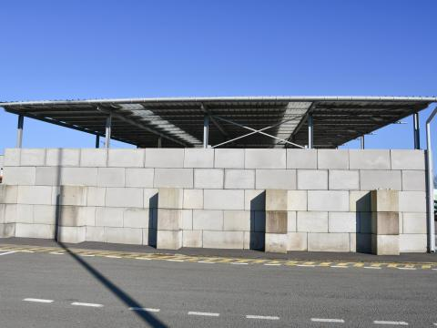 Modulobloc zoutloods DIR Nord Frankrijk opslag 3