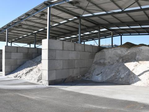 Modulobloc zoutloods DIR Nord Frankrijk opslag 4