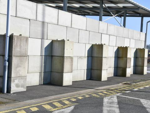 Modulobloc zoutloods DIR Nord Frankrijk opslag 6