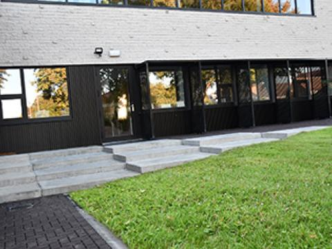 Stapstenen 100 x 200 Ontmoetingscentrum in de Vlaamse Ardennen