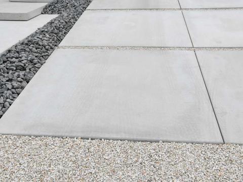 murs de soutènement, marches et dalles de sol CBS Beton Sint-Eloois-Winkel 2