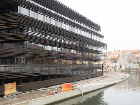 Bibliotheek Stad Gent 'De Krook'