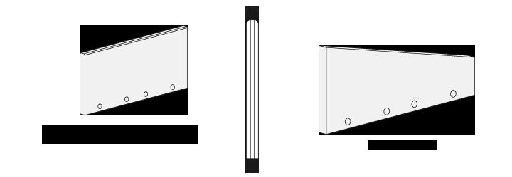 Sleufsilomuren schema